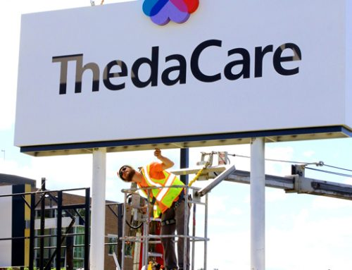 ThedaCare brand development.